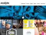 Agence de communication spécialisée en image de marque, design, pub, Web, SEO. Approche personn
