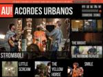 Acordes Urbanos 8211; vídeos de conciertos acústicos en lugares insospechados, música en estado ..