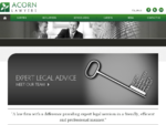 Law Firm Legal Services - Acorn Lawyers Wollongong