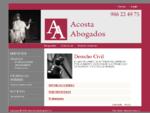 Derecho Civil - Acosta Abogados.