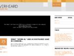 סיור אודיו - מדריך אודיו - Acoustiguide