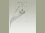 Acqua di Biella - Una storia di stile e qualità dal 1871, protagonista ieri come oggi della grande