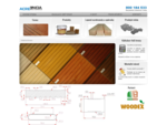 Acreencia – dřevěné terasy