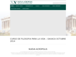 acropolis. org. mx   Es una institución sin fines de lucro, dedicada a la formación humana a travé