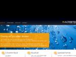 AcroTec GmbH STARTSEITE - Creative Chemicals