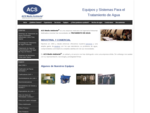 ACS Medio Ambiente ® es una empresa mexicana de Ingeniería Ambiental dedicada a resolver las necesid
