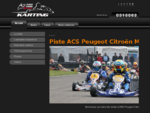 Piste Karting Peugeot Mulhouse - ACSPCM Karting - Accueil