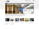 Stilrena och funktionella kvalitetsprodukter för publika miljöer | ACSS