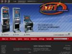 Video Geldspiel Geräte: ACT - Austrian Casinogames Technology