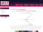 Act Management, Act, üritused, üritusturundus, tantsupalavik, internetiturundusuuringud, turund
