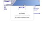 actarea consulting, consulting, commercial, système d'information, management de transition, CR