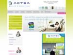 ACTEA | Fabricant Poseur | PVC Alu Bois | Fenêtres - Portes - Volets - Portes de garage