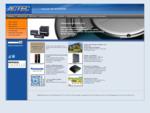 Batterier, opladere, strømforsyninger, invertere, solceller - ACTEC AS