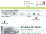 Actilys spécialiste des fenêtres et menuiseries alu et pvc à Lyon