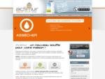 Solutions pour le traitement de l'humidité ventilation, isolation, assèchement - Actimur traite