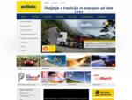 Actinia - izkušeni distributer maziv Shell z ekskluzivnimi strokovnjaki
