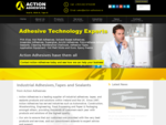 Action Adhesives are Ireland039;s leading supplier of Industrial Adhesives, Hot Melt Glues, Bu