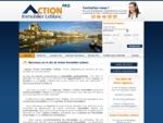 Immobilier professionnel Yonne, Action Immobilier Leblanc, vente, location, Auxerre