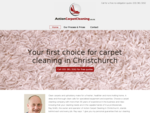 Christchurch Carpet and Upholstery Cleaning. Comme | Action Carpet Cleaning