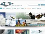 Surf et skate shop agrave; Guidel-Plage, Bretagne, nord Morbihan - Action Line Surf Shop