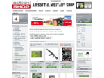 Airsoft shop, paintball shop, army shop, military shop a outdoor shop | BRNO | OSTRAVA | PRAHA