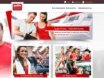 Fitnesstraining bundesweit Fitnessstudio Gruppe Activ Fitness Deutschland