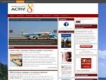 Portal dla aktywnych, ciekawe miejsca turystyczne, poradnik dla turysty i uprawiających sport. Re