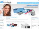 Bem-Vindo à ActiveCard! A ActiveCard é uma empresa especializada em Cartàµes Plà¡stico e presta in