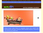 ActivEK | Dietetyka, zajęcia ruchowe, fizyko i fizjoterapia, masaż, Gdynia