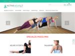 ACTIVEWEAR. LT - apranga ir rūbai (kelnės, šortai ir palaidinės) jogai, karsc