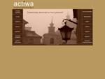 Biuro obrotu nieruchomościami - ACTIWA NIERUCHOMOŚCI - ul. Powstańców Śląskich 125 11 ( Budynek RO