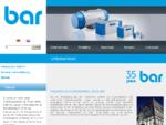 bar GmbH - Unternehmen