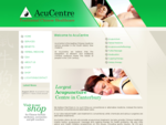 AcuCentre Traditional Chinese Healthcare - Acupuncture and Chinese medicine service, Christchurch