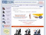Firma Acumobil oferuje szeroki wybà³r elektrycznych wà³zkà³w inwalidzkich, skuterà³w oraz innych po
