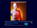Acupuncteur acupuncture infos point d'acupuncture tabac et grossesse dépression tendinite formation