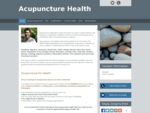 Affordable Acupuncture in Sheffield | Acupuncturist for South Yorkshire