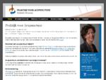 Praktijk voor Acupunctuur vlakbij Utrecht| Home