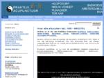 Praktijken Acupunctuur Hoofddorp, Badhoevedorp, Nieuw Vennep, Haarlemmermeer - Voor alle afsprake