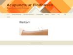 Acupunctuur Eindhoven   Acupunctuur praktijk Eindhoven