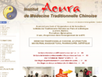 Acupuncture Formation, Ecole d'Acupuncture, Medecine Traditionnelle Chinoise, MTC