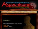Akupunktura Wrocław - Gabinet Profilaktyki Leczniczej. Wrocław ul. Ofiar Oświęcimskich 4143, lekar