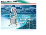 Acutronic Medical ist HerstellerDistributor von Medizintechnikgeräten Zubehör für JET-