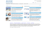 Home | ACUVUE® Piilolinssituotteet