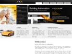 Building Automation | Haussteuerung | Lichtsteuerung | ViciOne - ACX GmbH