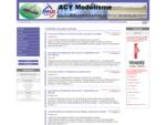 ACY modélisme, l'aéromodelisme a la Roche sur Yon sur l'aérodrome des Ajoncs