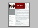 Ad Iure Advocatenkantoor Den Haag - Juridische expertise tegen lage tarieven
