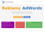 Prowadzimy skuteczne i zoptymalizowane kampanie Google AdWords.
