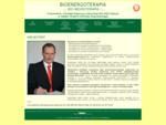 Bioenergoterapia | choroby kręgosłupa | nowotwory | rak