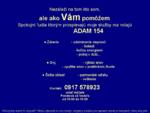 Zdravie, liečenie, veštenie, sny, energie - ADAM 154