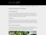 ADAMPT | Adam Nilsson Personlig Tränare Kostrådgivare Kalmar
